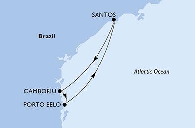Itinerário Seaview