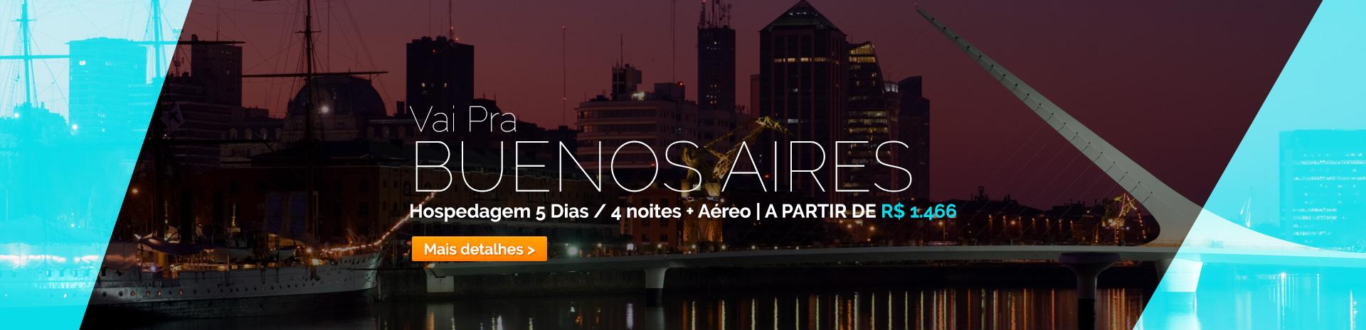 Vai pra Buenos Aires