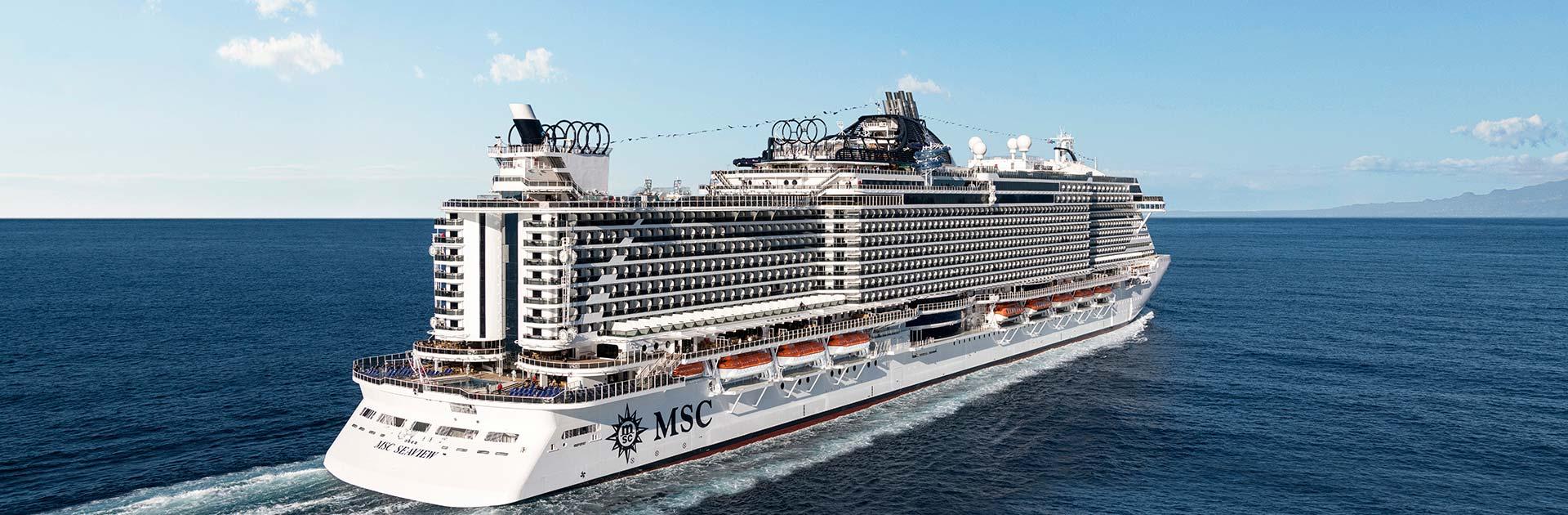 MSC-Seaview-ship